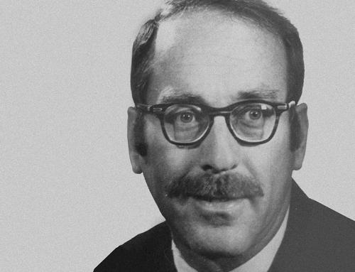 Nelson M. Hauenstein Biography